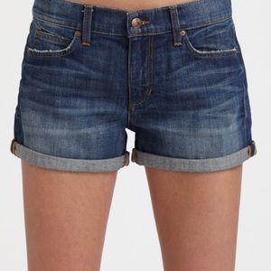 Joe's Jeans Marisela Jean Shorts